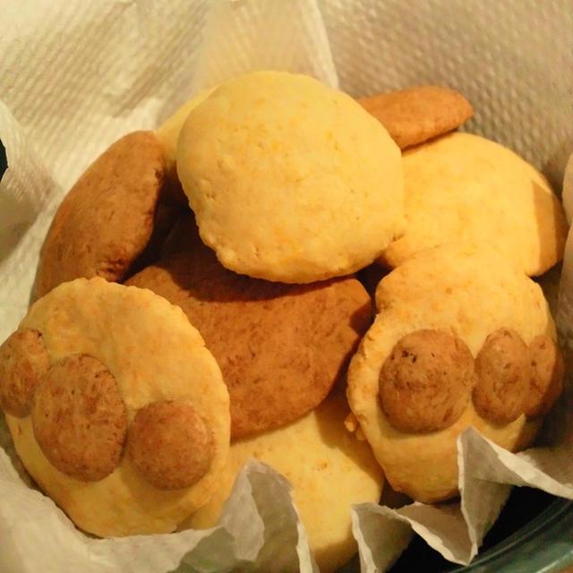 妊婦と子供のおやつ ホットケーキミックスで簡単クッキー