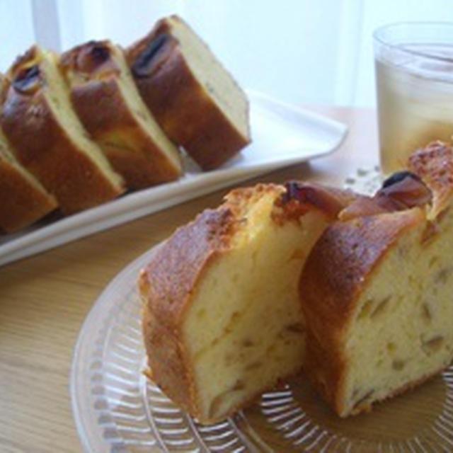 梅酒のケーキ