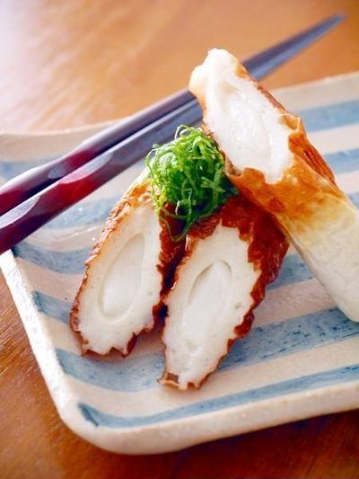 レンジ1分ちくわ餅♪お正月に余ったお餅で簡単リメイクおつまみレシピ&朝時間.jpにてイチオシ掲載!