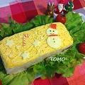 クリスマスパーティーにも♪簡単押し寿司 by TOMO(柴犬プリン)さん