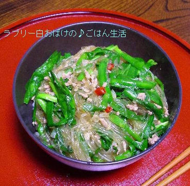 つるっと美味しい!ヘルシー&節約「春雨丼」レシピ5選