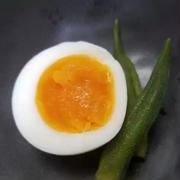お弁当にも!3分でできる上品煮卵 by prostさん