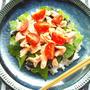 レンジだけで、鮭の散らし寿司