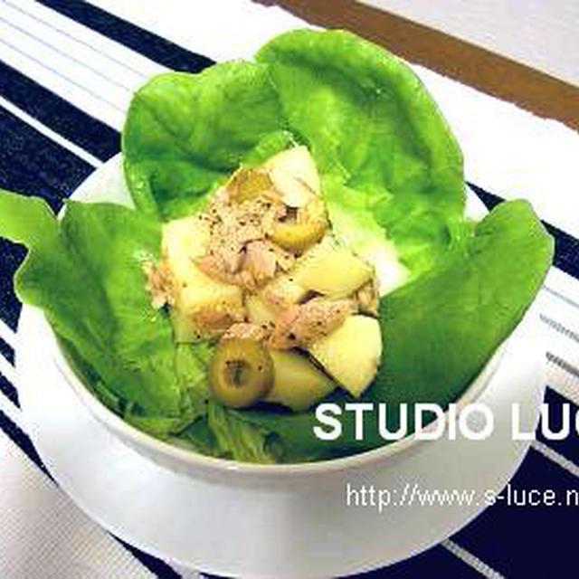 ポテトとツナのサラダ