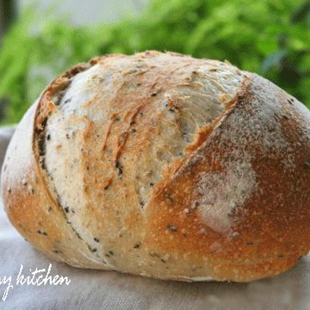 キョフテ*レシピと今日の青梅酵母パン