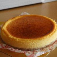 ブラウンマルチクイックで混ぜるだけ!ニューヨークチーズケーキ