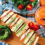 食パンの意外な代用食材!「高野豆腐サンドイッチ」でおいしく糖質オフ♪