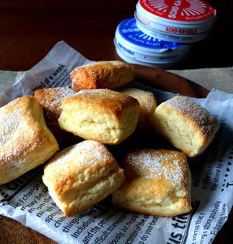 トースターで焼こう♪「ホットケーキミックス」で作る簡単スイーツ