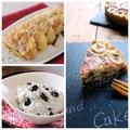 余ったかまぼこ、黒豆をリメイク!激旨かまぼこピカタと、黒豆クリーム&黒豆パウンドケーキ