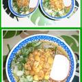 ナメコ蕎麦