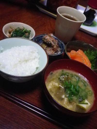 ちょこちょこおかずの晩ごはん*と今日のお弁当*野菜のスムージー。