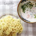 かつおぶしが決め手♪キムチ&マヨでつけめん「めんつゆ×ごま油」 by Legeloさん