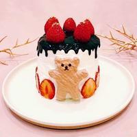 食パンで作れる!かわいいクリスマスケーキの簡単レシピ
