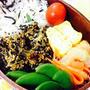 2015.4.27 ししゃものゴマ焼き弁当