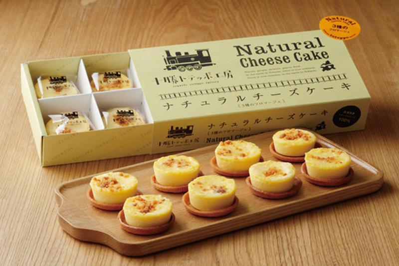北海道産ナチュラルチーズを3種類独自にブレンドしてベイクドタイプに仕上げた、濃厚でクリーミーなチーズ...