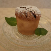 BP・バター不使用さっくりふんわりチョコカップケーキ☆