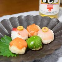 オリーブはまちのてまり寿司 SUSHI+