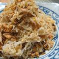 タラコと白滝炒め 鶏玉カブ煮 by MISOさん