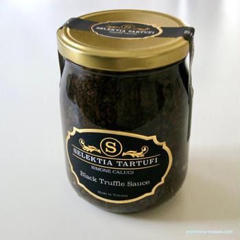 """トリュフ好きなら食べてみて!""""Selektia Italia(セレクティア イタリア)ブラックトリュフソース"""""""