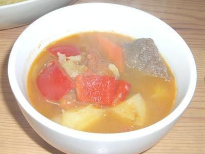 グーラッシュ(ハンガリー風シチュー)   レシピ    …