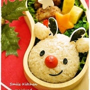 子どもが喜ぶ!「クリスマスおにぎり」かんたんアイデアまとめ!