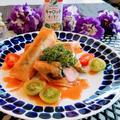 【レシピ】節約だけど豪華見え♪魚肉ソーセージの春巻き