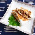食欲そそる朝ごはんおかず! はんぺんの納豆はさみ焼き by 庭乃桃さん