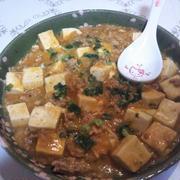 定番 麻婆豆腐♪