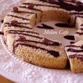 【レシピ】ホットケーキミックスで簡単ふわふわ☆おうちカフェの「カフェモカケーキ」♪