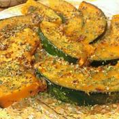 焼きかぼちゃのマリネ風サラダ