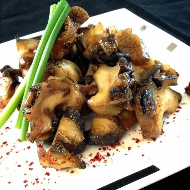 にし貝(ボイルサザエ)の甘辛煮