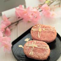 * 春爛漫 ♡ 桜のダックワーズ♪