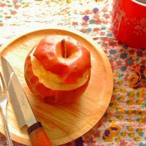 可愛さピカイチ!りんごの「丸ごとスイーツ」レシピ5選