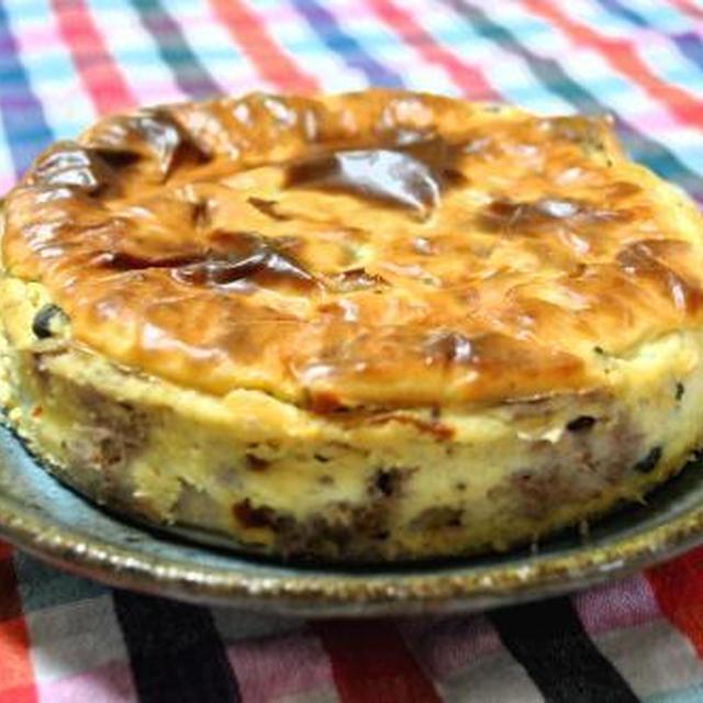 「美味安心」クリームチーズで☆塩チーズケーキ