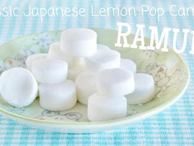 >ラムネ菓子の作り方 駄菓子 | 海外向け日本の家庭料理動画 | OCHIKERON by オチケロンさん