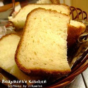ジンジャーミルクパン