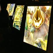 えんとつ町のプペル光る絵本展in兵庫川西
