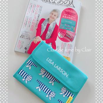 付録はリサラーソン♡ 母の雑誌^ - ^