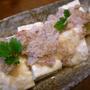 #261 豆腐のカニごま油醤油 by デコポン大王さん