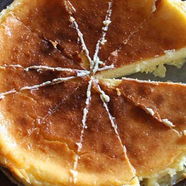 すったもんだのチーズケーキ