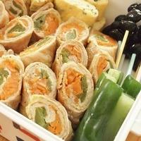 ☆スパイス大使☆運動会のお弁当✿カレー風味の肉巻✿