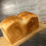 お初パンを焼いてみました(^∇^)