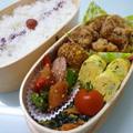 7月2日 鶏の竜田揚げ弁当 by カオリさん