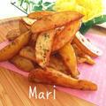 【レンジで時短!】おつまみ✨コンソメ✨フライドポテト by Mariさん