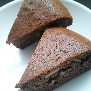久しぶりに作った炊飯器ケーキ♪