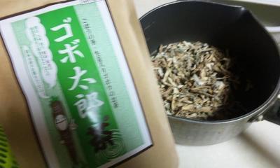 ゴボ太郎茶 クッキング健康味噌汁         (キッチン ラボ)