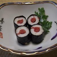 コンビーフin♡ちくわの海苔巻焼き【簡単!エコレシピ】