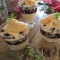 料理教室☆きまぐれランチ♪2018.9手作り豆乳アイス☆ティラミス風コーヒーゼリー