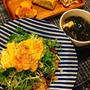 アジア風水菜炒飯