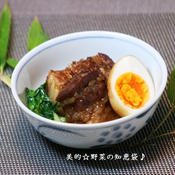 簡単!豚の中華風角煮